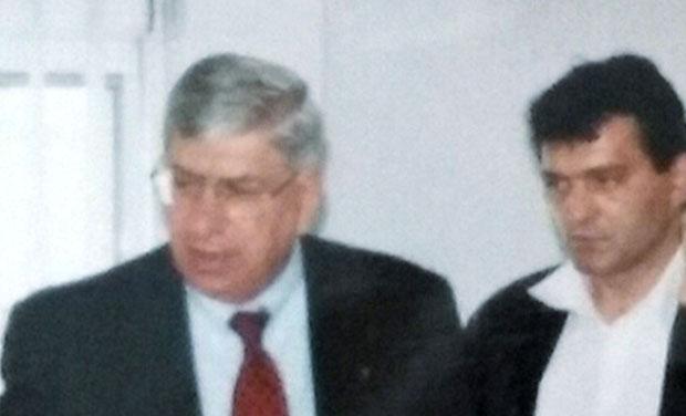 General Žak Klajn i doktor Milorad Višić