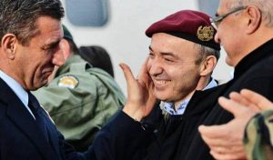 Ante Gotovina i Damir Krstičević