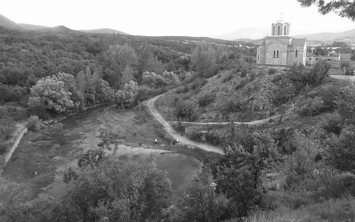 Sve više turista dolazi na vrelo Cetine Foto: Hrvoje Jelavić/PIXSELL
