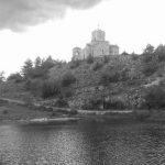 Hram Svetog Spasa iznad vrela Cetine