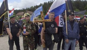 """Svake godine hrvatski nacionalisti nose fašistička """"znamenja"""""""