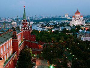 Kremlj (Foto: Sputnik/Vladimir Vyatkin)
