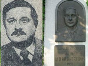 Major Milan Tepić