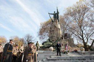 Obeležen Dan primirja u Prvom svetskom ratu Foto: Tanjug