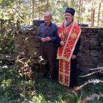 Епископ Атанасије одржао помен пострадалим Србима 1941.г. у Горинчанима код Босанског Петровца