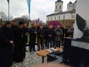 Pomen u Obodovcu kod Šamca  Foto: SRNA