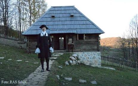 Сцене се снимају у етно селу