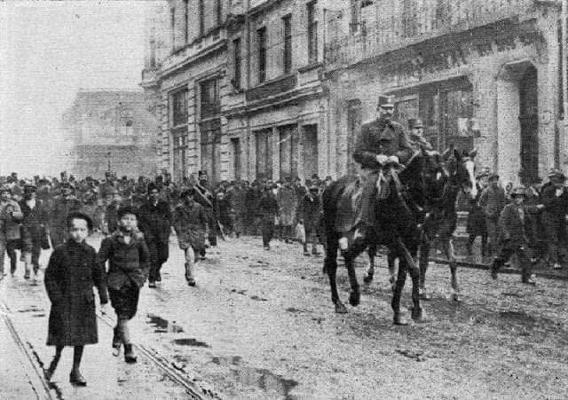 Ulazak srpske vojske u Banja Luku 1918.