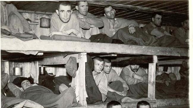 """Jugoslovenski zarobljenici su živeli u prostim uslovima u logorima u Severnoj Norveškoj Fotografija: arhiva """"HANS-GUNNAR ELDORSENS""""-a"""