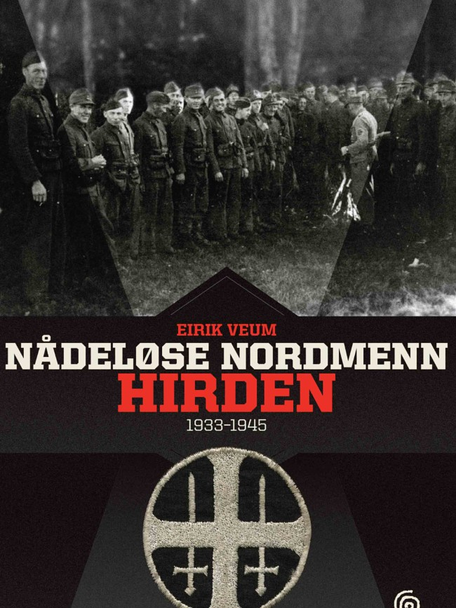 """Hirden"" je druga od tri knjige o Norvežanima u nemačkoj službi za vreme drugog svetskog rata. FOTOGRAFIJA: KAGGE FORLAG"