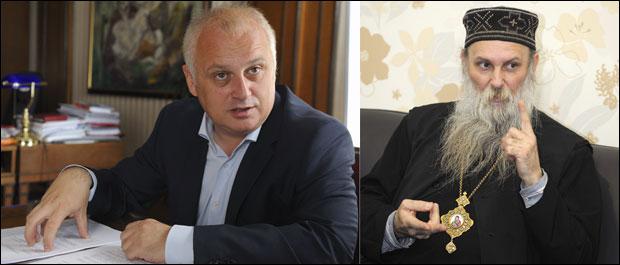 * Goran Vesić / Vladika Jovan Ćulibrk