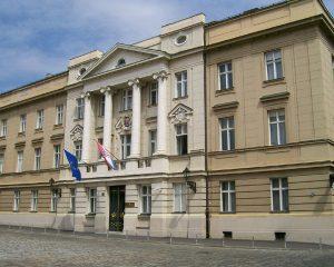 Зграда Хрватскога сабора