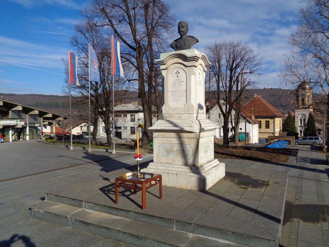 Mrkonjić Grad: Godišnjica podizanja spomenika Foto: RTRS