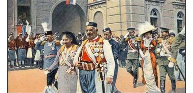 Proglašenje srpske kraljevine Crne Gore