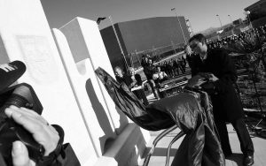 Spomeničko 'H' za sve one ne žive autorovu interpretaciju posljednjeg rata Foto: Ivo Čagalj/PIXSELL