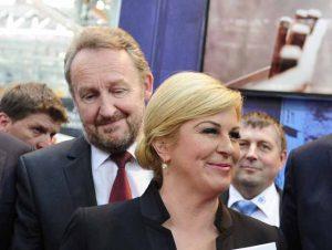 Bakir Izetbegović i Kolinda Grabar-Kitarović (Foto Tanjug)