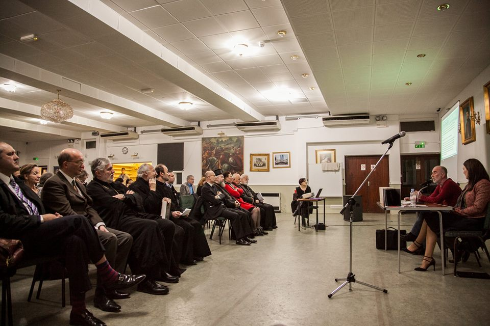 Promocija knjige V. Umeljića u Londonu FOTO: JHMF