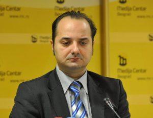 Dr Aleksandar Raković © FOTO: MEDIJA CENTAR BEOGRAD