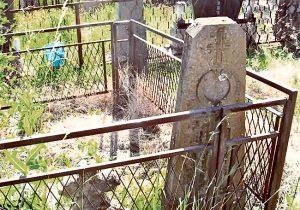 Grob Viktora Aspergera (Foto lična arhiva)