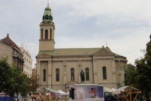 Crkva Preobraženja Gospodnjeg u Zagrebu