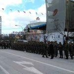 Postrojavanje Trećeg pješadijskog (Republika Srpska puka) Foto: RTRS
