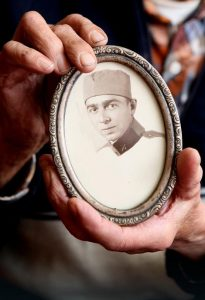 Eugen Paul preživeo je rat i doživeo duboku starost Foto: Nenad Pavlović / RAS Srbija