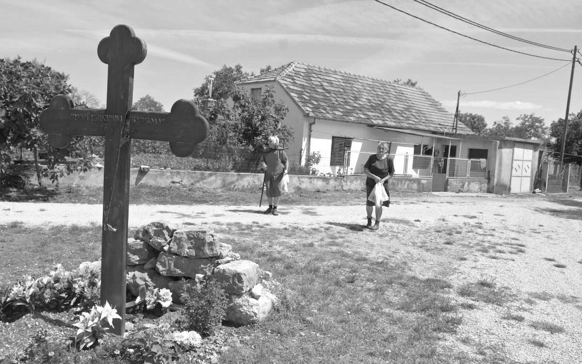 Grobovi nakon Oluje – Varivode