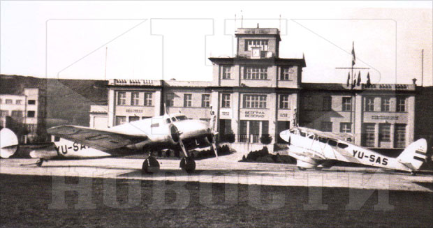 * Ambijent Starog aerodroma
