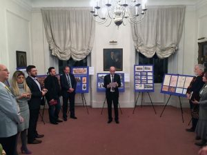 London - izložba o stradanju livanjskih Srba