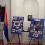 U Ambasadi Srbije u Londonu u okviru obilježavanja Međunarodnog dana sjećanja na žrtve Holokausta otvorena je izložba o stradanju livanjskih Srba, autora Veljka Đurića i Radovana Pilipovića.