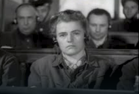 Marija na suđenju Foto: Wikipedia
