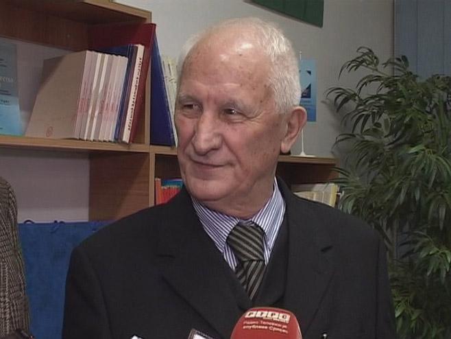 Akademik Matija Bećković Foto: RTRS
