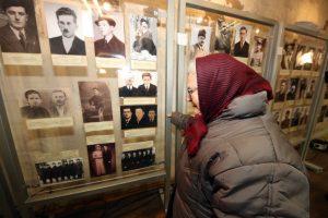 Bolno sećanje - u Muzeju žrtava racije u Čurugu (Foto: Tanjug/J.P.)