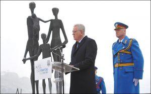 75 godina od Novosadske racije Foto: NOVOSTI
