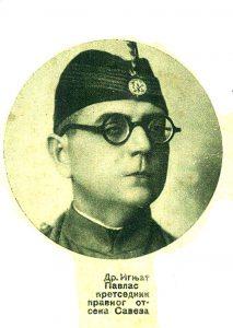 Dr Ignjat Pavlas