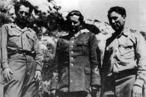 Partizanska veza: Ratni drugovi Tito i Leka
