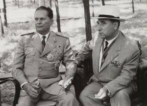 Osovina službe: Tito je Rankovića postavio za prvog šefa OZNA-e