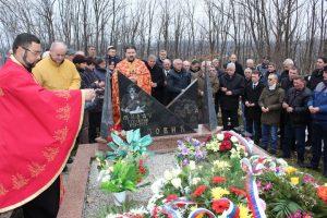 - U Donjoj Trnovi kod Ugljevika danas je obilježeno 24 godine od pogibije komandanta Prve majevičke brigade Vojske Republike Srpske /VRS/ pukovnika Milana Jovića.