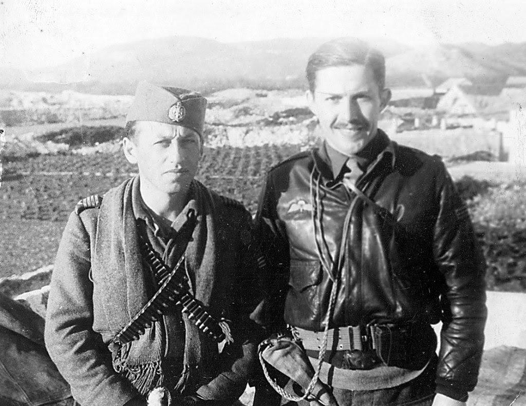 """Borislav Todorović i Valter Mansfild, autori """"Knjige o Draži"""", u Hercegovini tokom Drugog svetskog rata"""