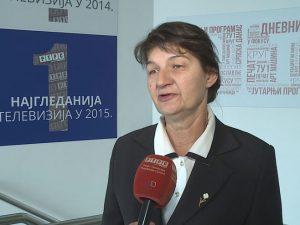Božica Rajilić Foto: RTRS