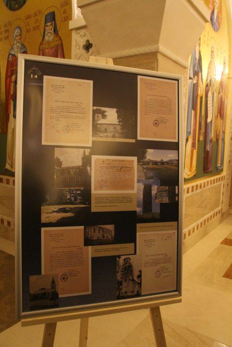 Izložba u kripti hrama Svetog Save- Stradanje Srpske pravoslavne crkve u Lici od 1941-1995 god.