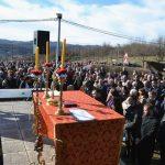 Kod Spomen-kosturnice u Drakuliću služen je parastos za 2.300 Srba koje su u samo jednom danu prije 75 godina poklale ustaše u ovom banjalučkom naselju, kao i obližnjim mjestima Motike, Šargovac i rudniku Rakovac.