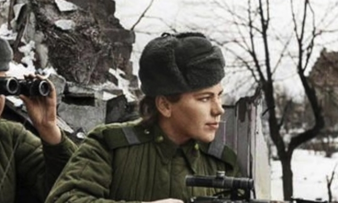 Lepa i smrtonosna: Roza Šanina Foto: youtube.com/Hoje na Segunda Guerra Mundial