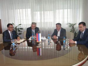 Savanović na sjednici Odbora za njegovanje tradicije Foto: SRNA