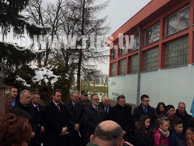 Šargovac - sjećanje na stradale đake Foto: RTRS