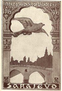 Slet 1934. godine