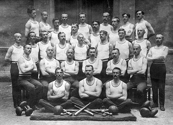 Srpski sokolski učiteljski kurs održan od 1. jula do 2. avgusta 1912. godine u Sarajevu