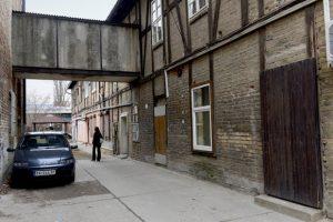 Svilara: Stanovi u zgradi koja je nekad bila logor , Foto A. Stevanović