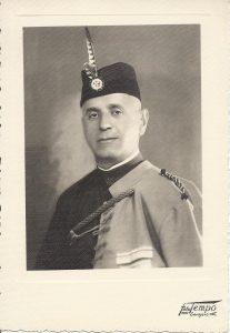 Starešina župe Bešarović