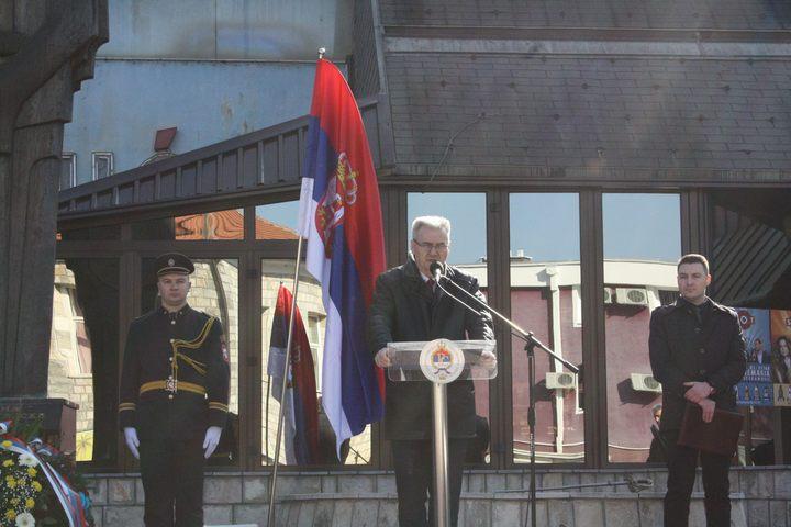 Predsjednik Odbora za njegovanje oslobodilačkih ratova Vlade Republike Srpske Milenko Savanović